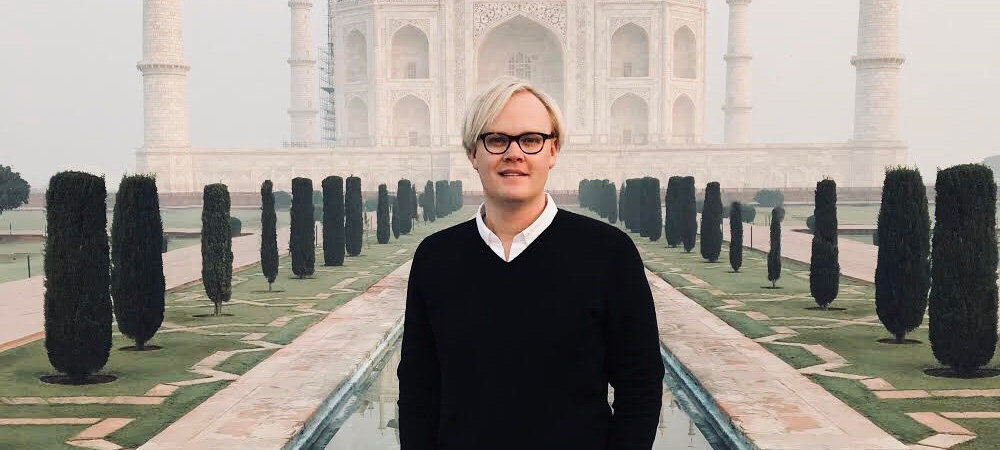 Travel with Grant