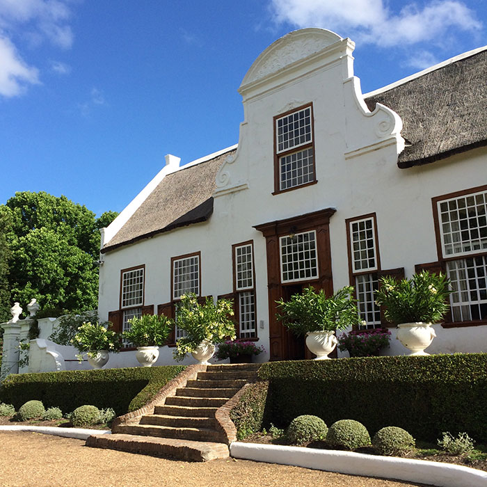 Travel with Grant to Capetown