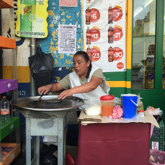 Travel with Grant to Mexico City