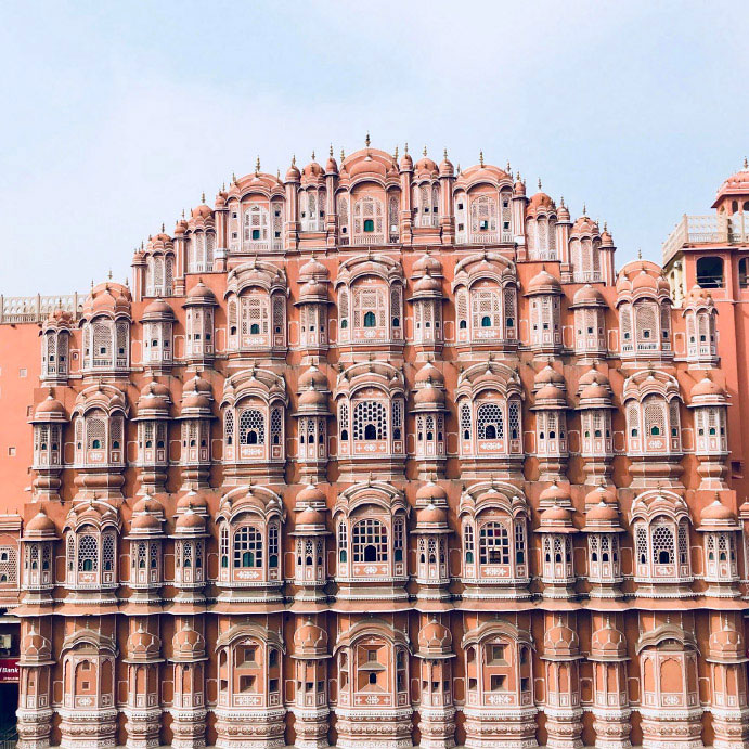 Designer Trip to India with Grant K. Gibson