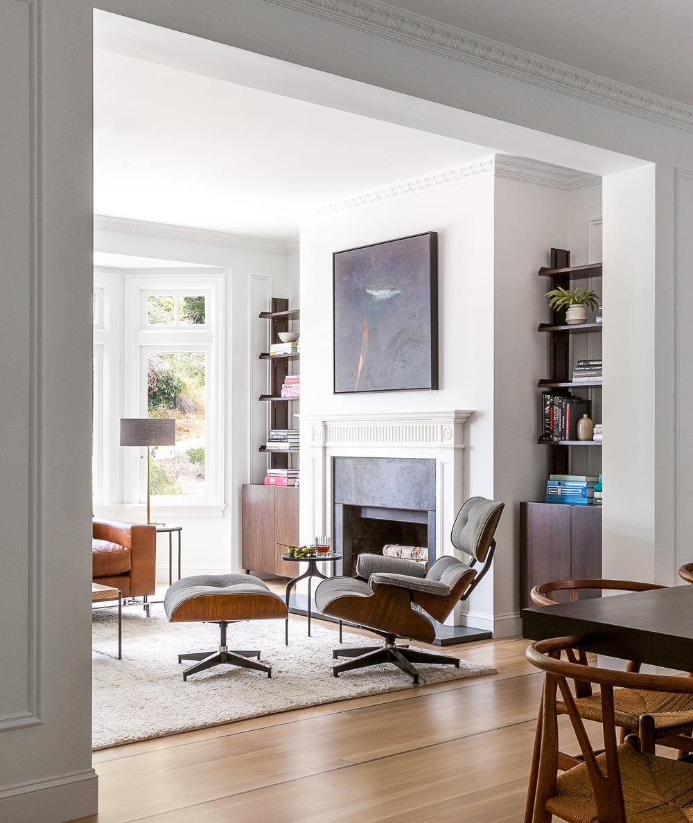 Living room by Grant K. Gibson at grantkgibson.com