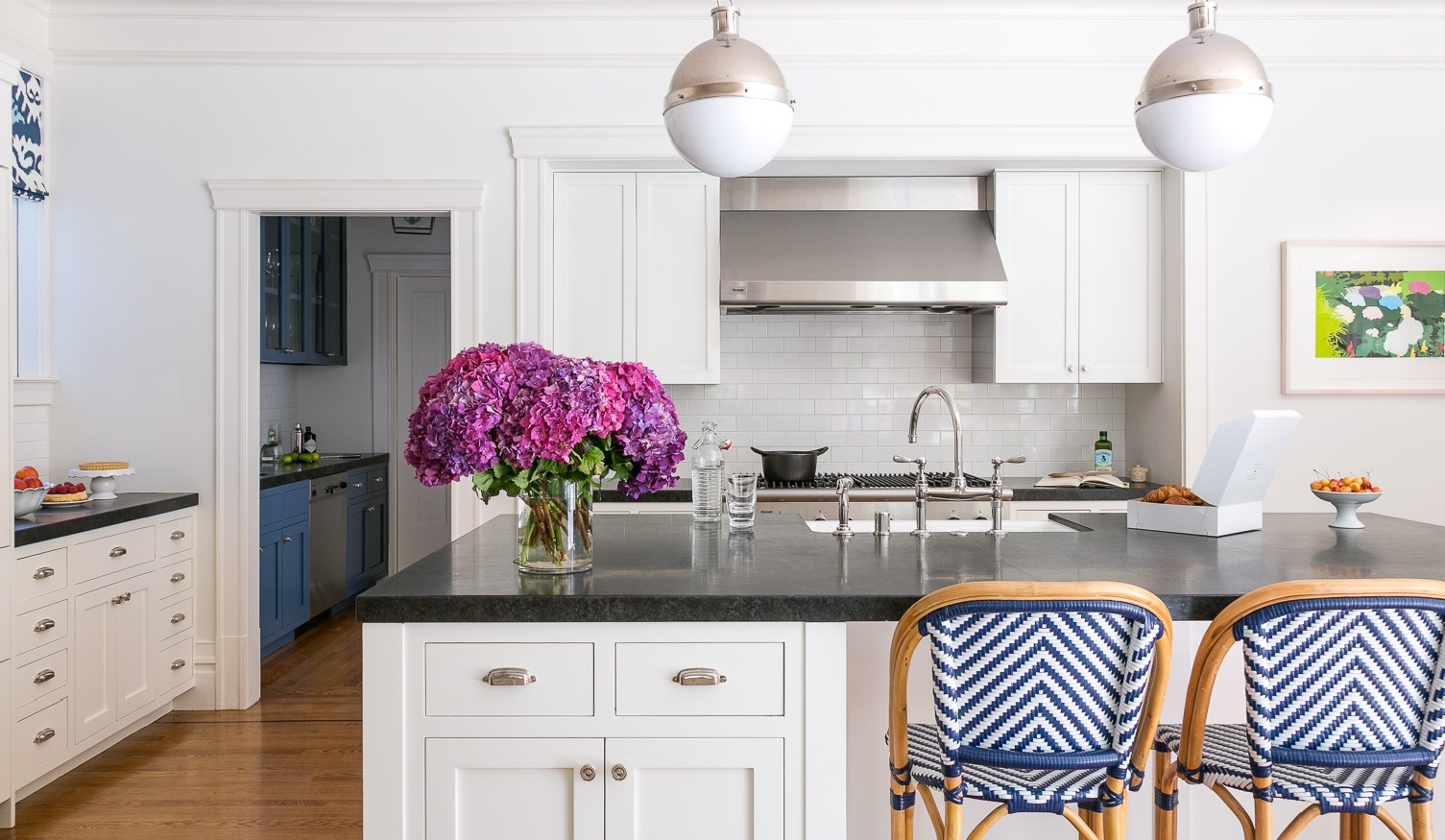 Kitchen design by Grant K. Gibson at grantkgibson.com