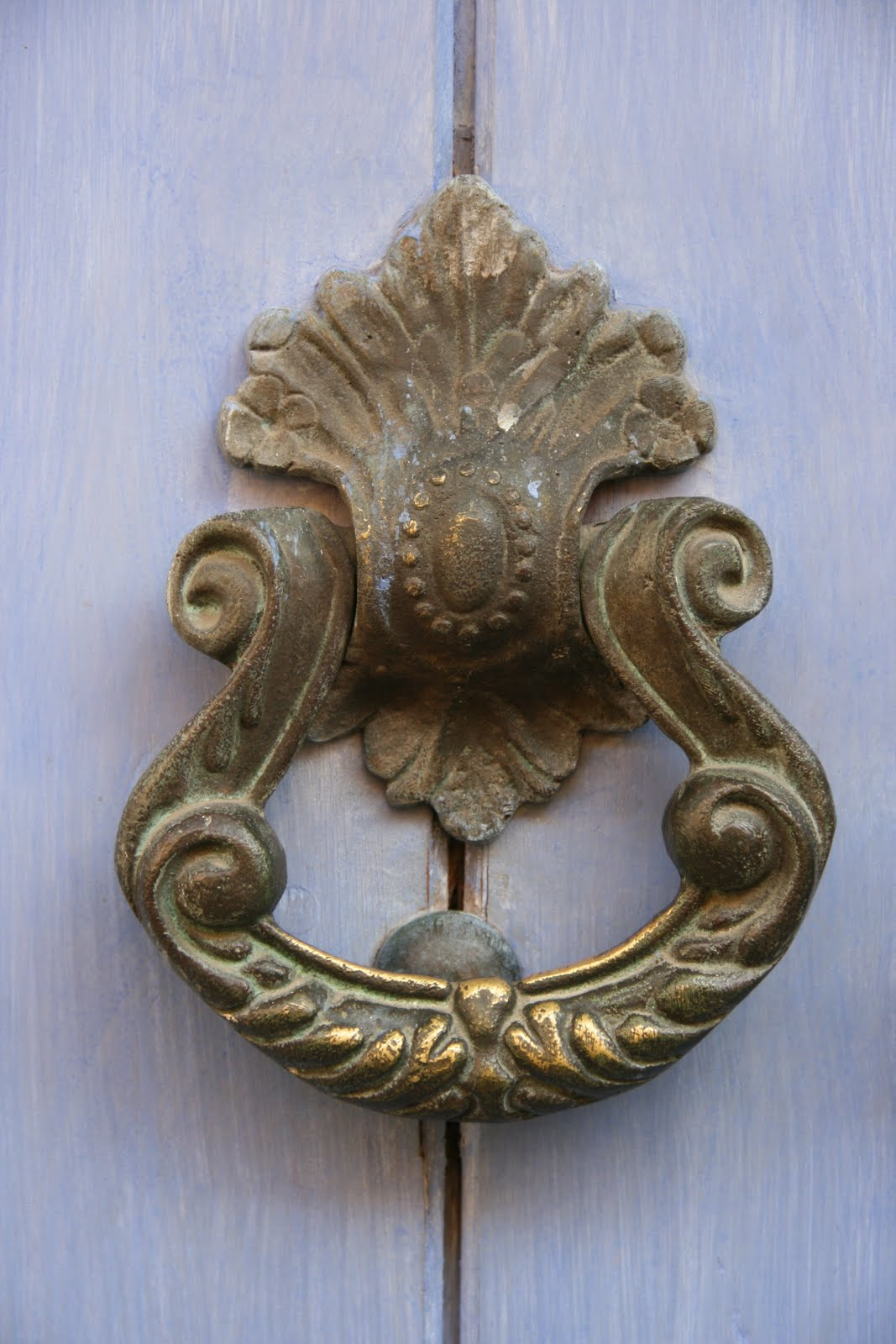 I Assure You I Got The Most Looks From People Wondering Why I Was Spending  So Much Time Taking Multiple Photos Of Every Door Knocker In Town!